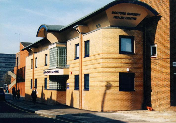 New surgery walworth london hda architecture for Hda design